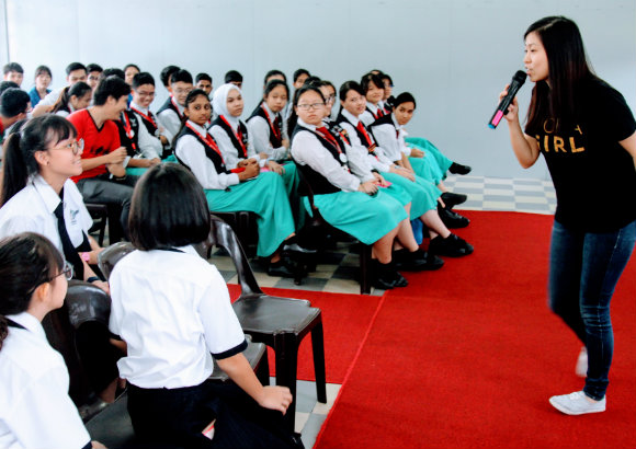 Sri Bestari International School Presents: Tag Talks - Lending Students a Helping Hand to Build an Identity