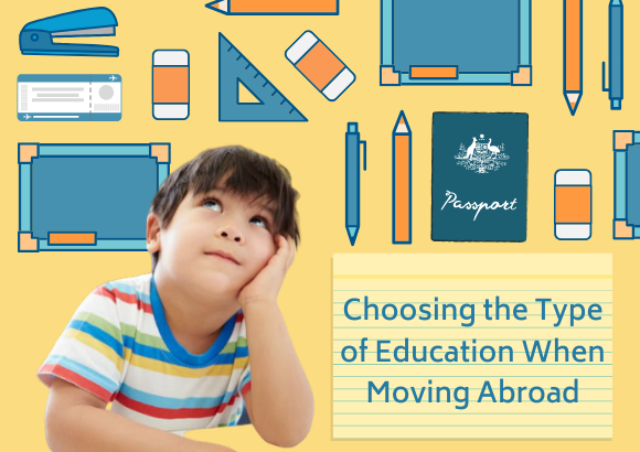Choosing the Type of Education When Moving Abroad