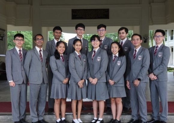 KTJ students achieve record results in A-Level and IGCSE