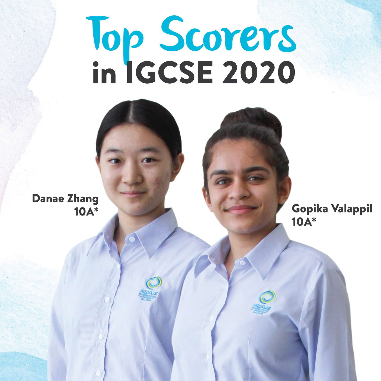 Top IGCSE Results for Nexus International School