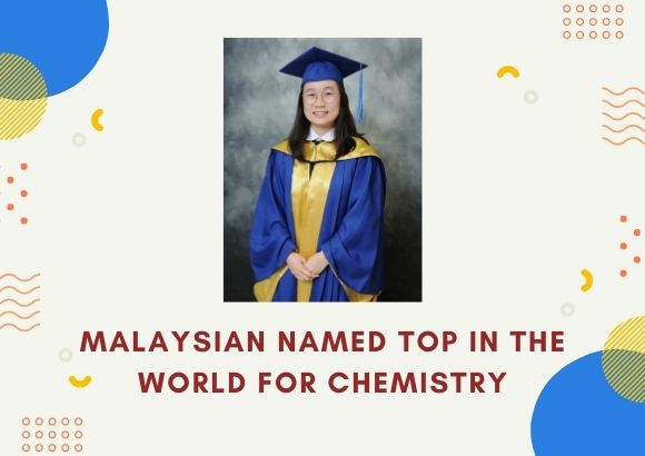 Top IGCSE Chemistry Scorer in The World Is A Malaysian