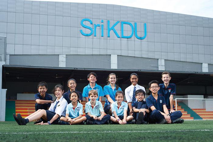 Sekolah Sri KDU Kota Damansara