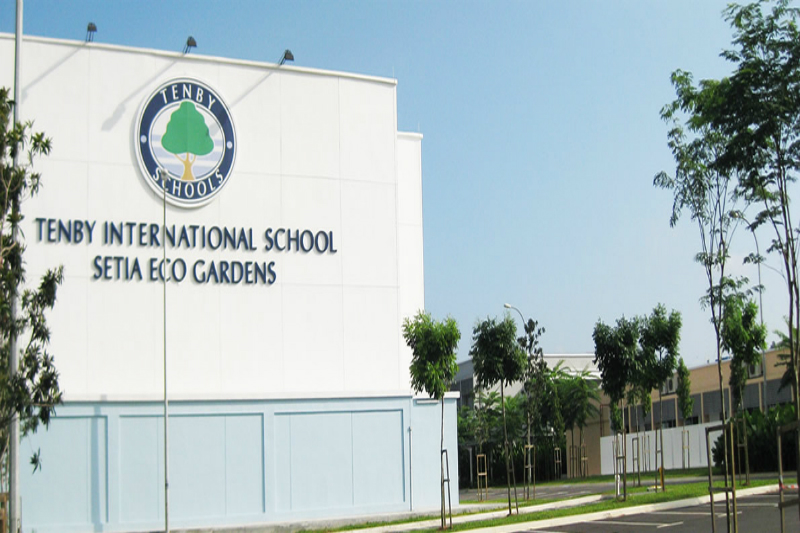 Tenby International School Setia Eco Gardens