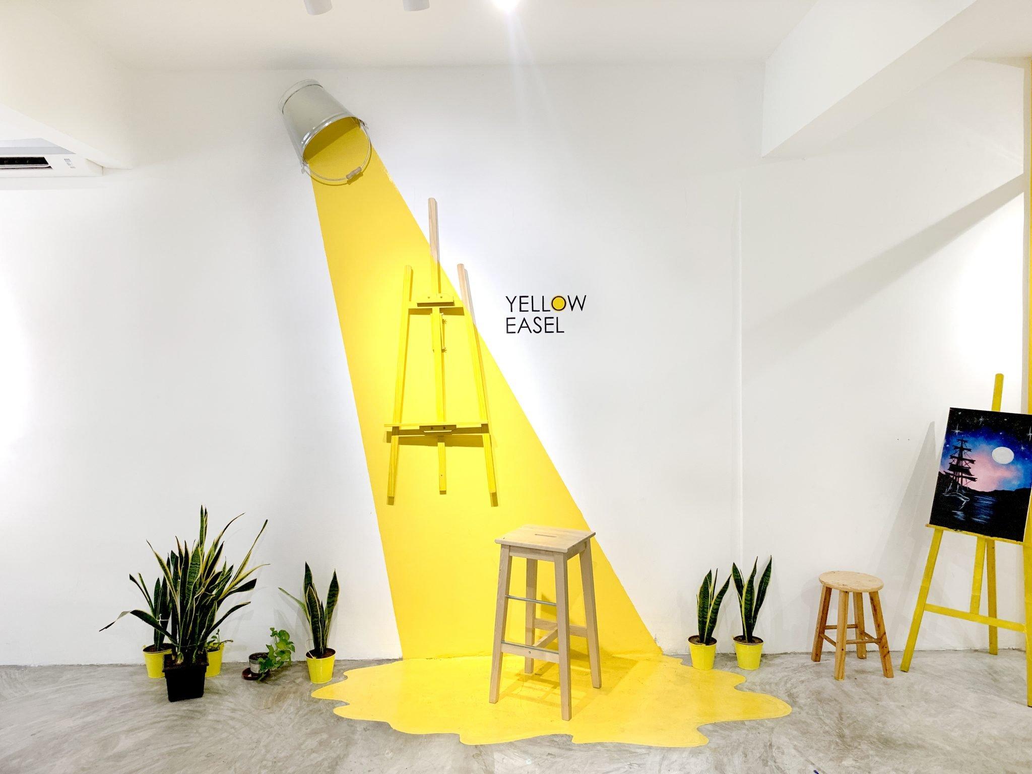 Yellow Easel Malaysia