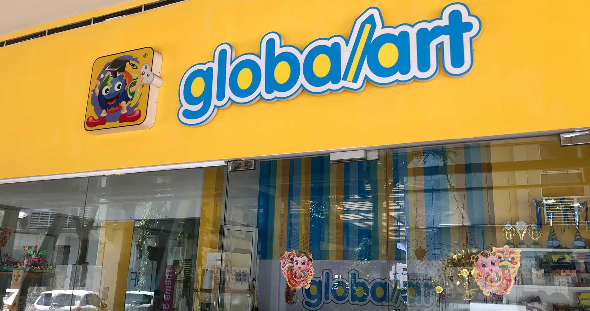 Globalart Think Creative Malaysia