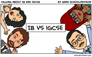 A Side by Side Comparison between IB and IGCSE