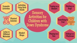 Sensory Activities for Children with Down Syndrome