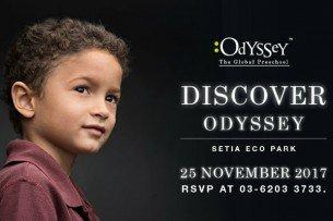 Discover Odyssey