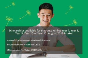 Scholarships for Local Secondary Students