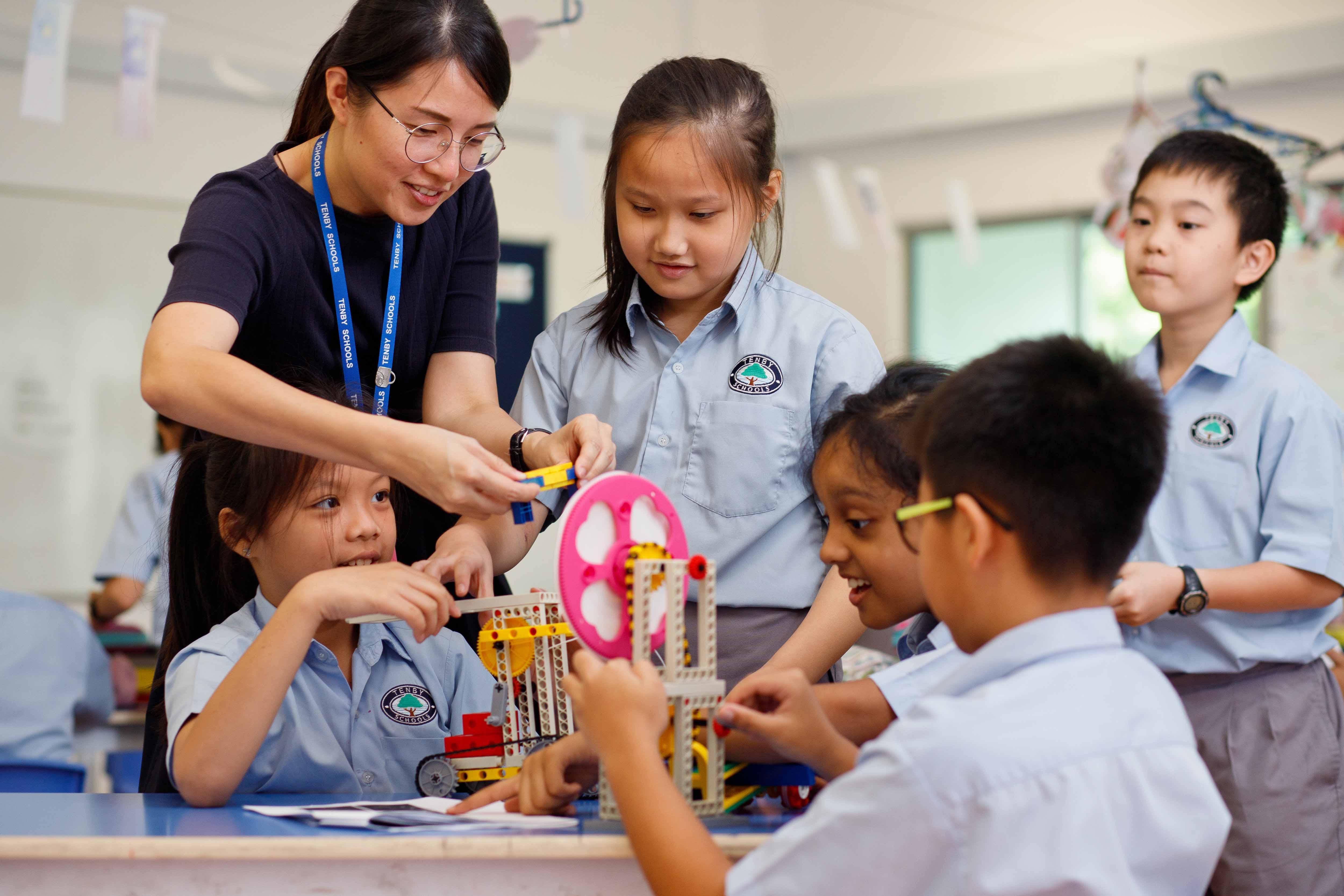 Private Schools Activities