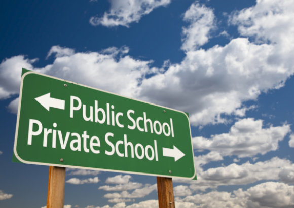 The Differences Between Public Schools and Private Schools
