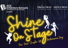 Shine On Stage  (The Final Chapter of Performance Day)