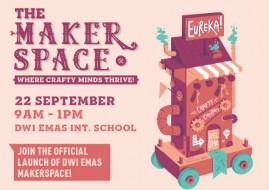 Dwi Emas Makerspace Official Launch!