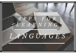 Apps For Learning Languages