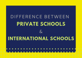 Difference between International Schools and Private Schools in Malaysia