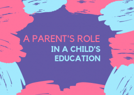 A Parent's Role in a Child's Education