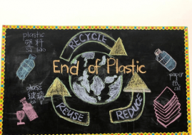 Safeguarding Our Future by Reshaping Plastic Waste