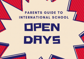 Parents guide to International School Open days