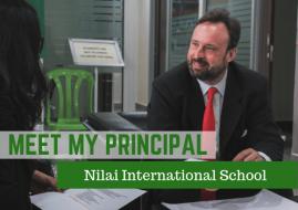 Meet My Principal - Nilai International School