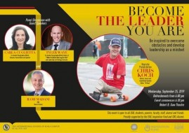 Become the Leader You Are – An Inspiring Evening at ISKL