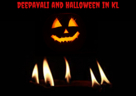 Things to do in KL this Deepavali and Halloween