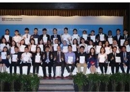 Learners in Malaysia Rewarded for Outstanding Performance During Cambridge Learners Awards
