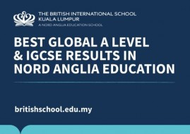 Best Global A Level and IGCSE Results in Nord Anglia Education