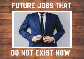 Future Jobs that Don't Exist Yet