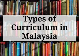 Types of Curriculum in Malaysia