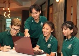 The Oxford International College-Westlake Scholarship Award