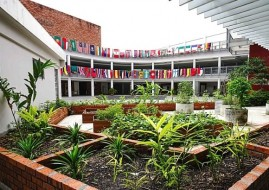 Sustainability And Art At ISKL's Campus In Ampang Hilir