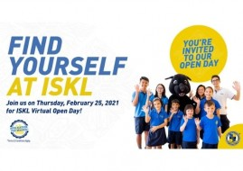 ISKL Open Day: Let's Stay Connected!