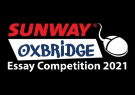SUNWAY-OXBRIDGE ESSAY COMPETITION 2021 OFFERS PRIZES WORTH MORE THAN RM200,000