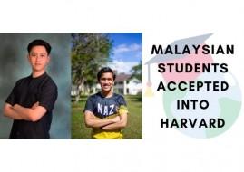 Two Malaysian Public School Students Got Into Harvard