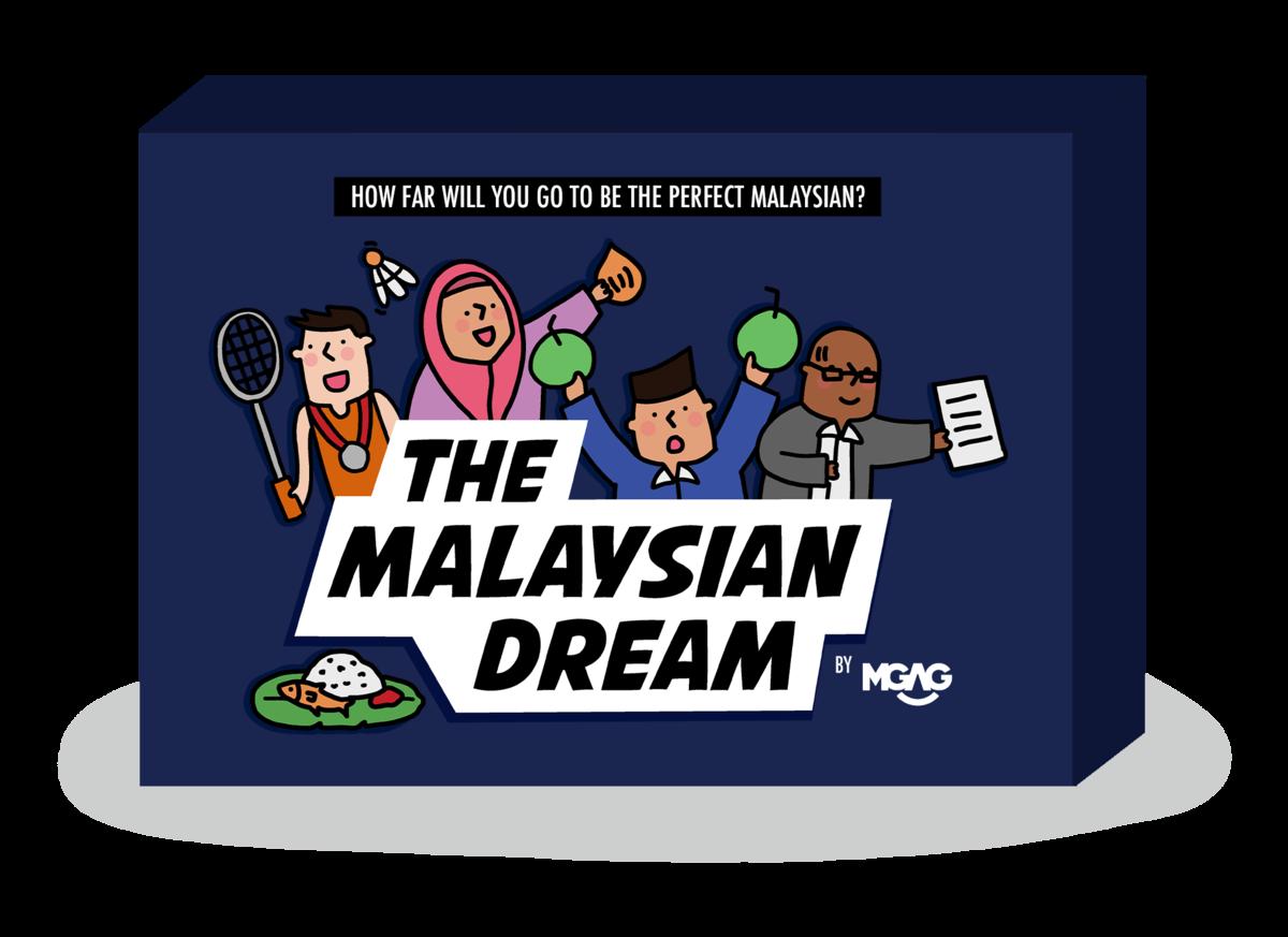 The Malaysian Dream board game