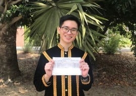 """""""The Natives of Sabah and Sarawak Can Also Achieve Incredible Things."""" - Malaysian Scholar Going Stanford, Ivan Avannus"""
