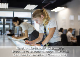 Nord Anglia-UNICEF Partnership: Students to Become Change-makers in Local and International Communities