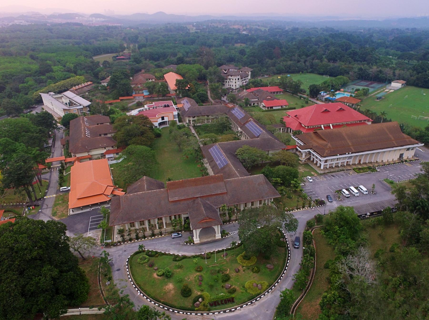 Holistic education at Kolej Tuanku Ja'affar.