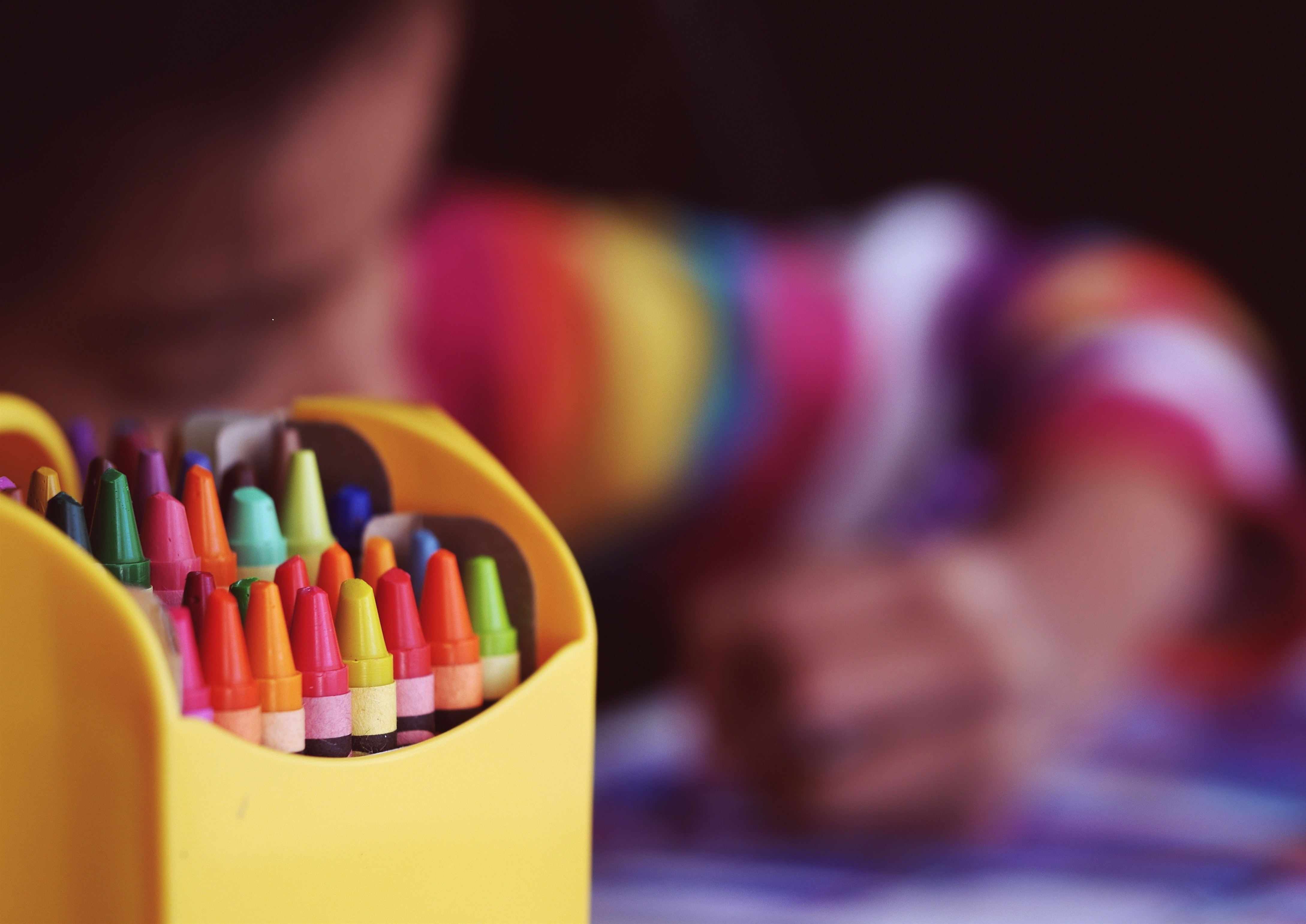 Art and craft can be a fun children and adult activity.