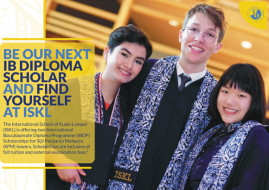Find Yourself at ISKL, IB Scholarship Applications Now Open!