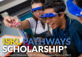 ISKL Offers The ISKL Pathway Scholarship To Malaysian Students