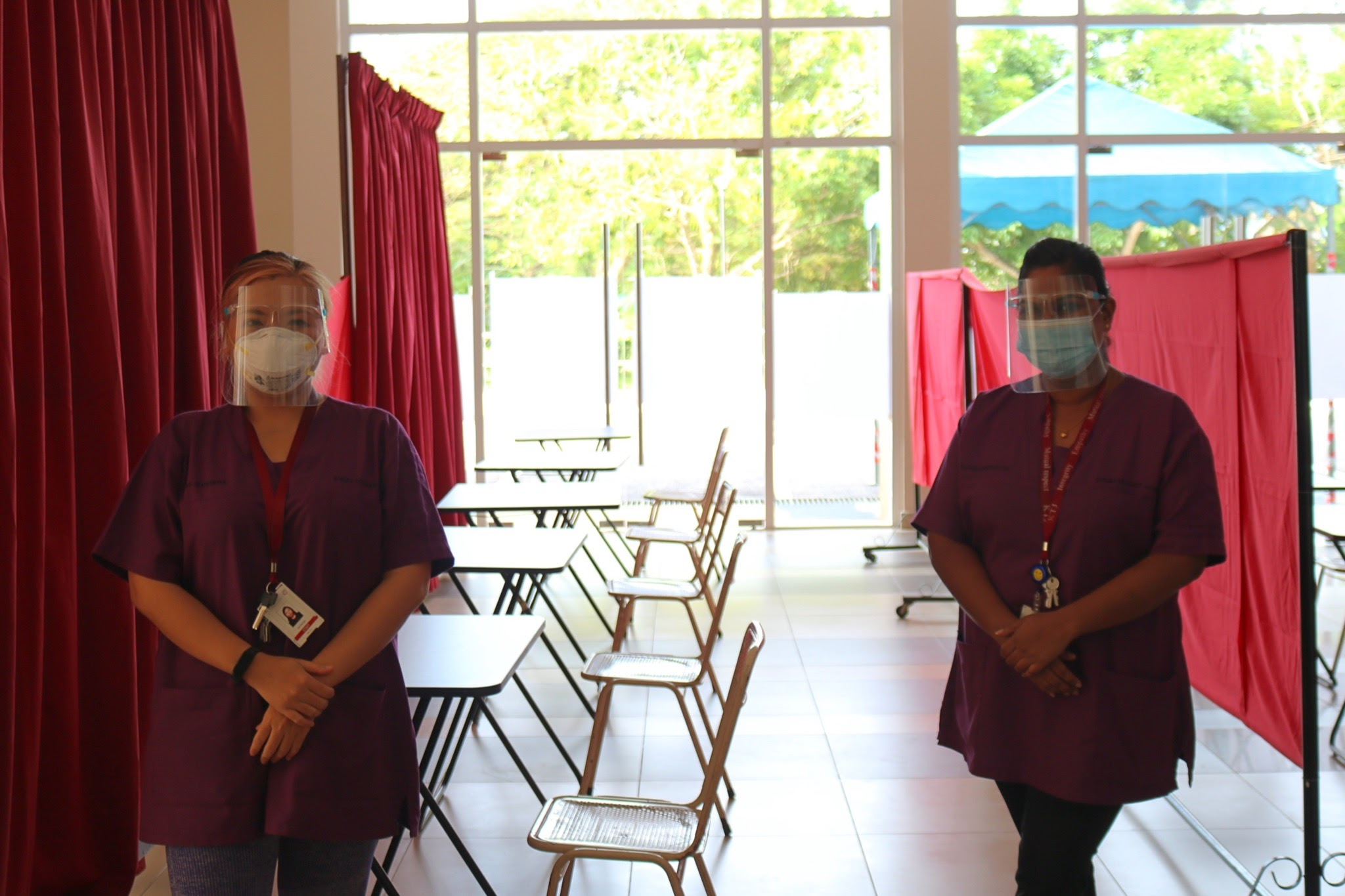 Kolej Tuanku Ja'afar (KTJ) school reopening