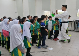 Exploring Children's Passions Through IISM Primary's Comprehensive Co-Curricular Activities