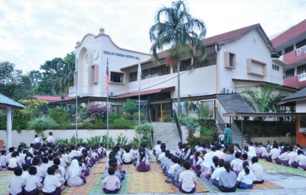 Sekolah Rendah Sathya Sai