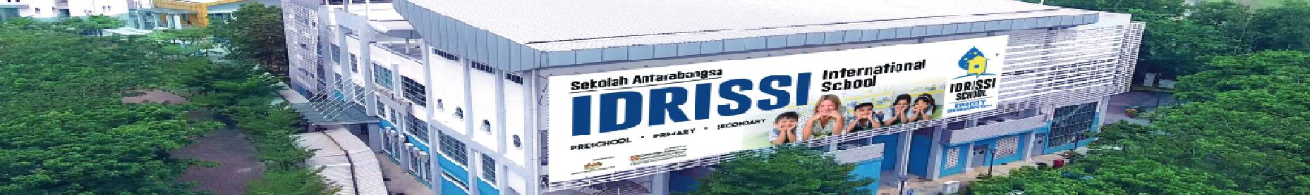 IDRISSI International School, EduCity Iskandar Puteri Banner